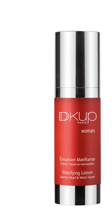Emulsion Matifiante D-Kup pour peau noire ou métissé