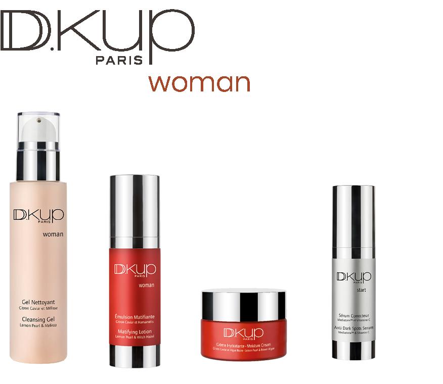 DKup spécialiste des soins pour les femmes métisses ou à la peau noire